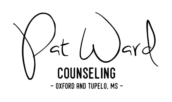 pat ward counseling logo