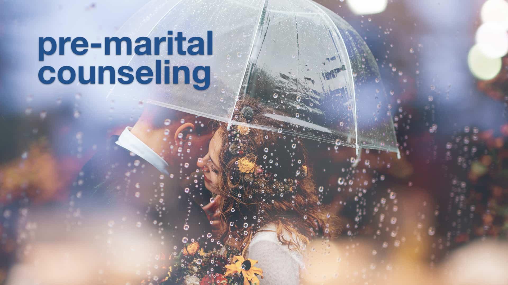 pre-marital counseling pat ward